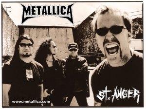 Metallica (St. Anger no es lo mejor)